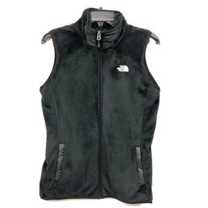 The North Face S Osito Black Vest Women's Small